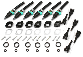 Motorsport! Master Fuel Injector Replacement Kit, 75-83