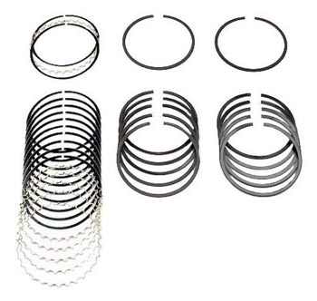 Motorsport! Piston Ring Set, Standard Size, 81-83 280ZX