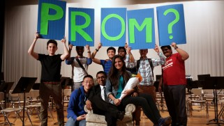 The result of a successful promposal.