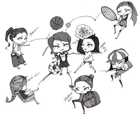 Artwork by Jenner Chen