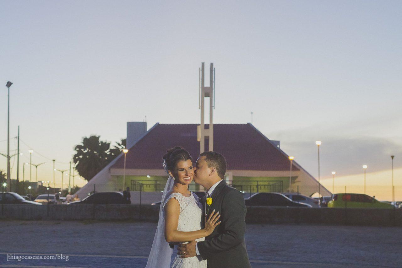 Casamento em Fortaleza Débora e Israel Igreja Santa Edwiges Fotografia (16)