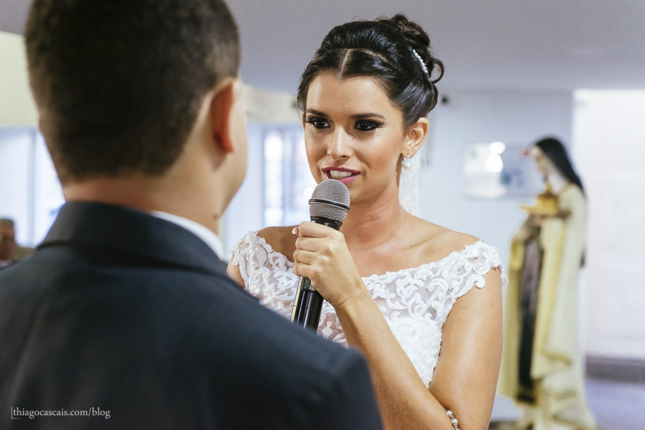 Casamento em Fortaleza Débora e Israel Igreja Santa Edwiges Fotografia (9)
