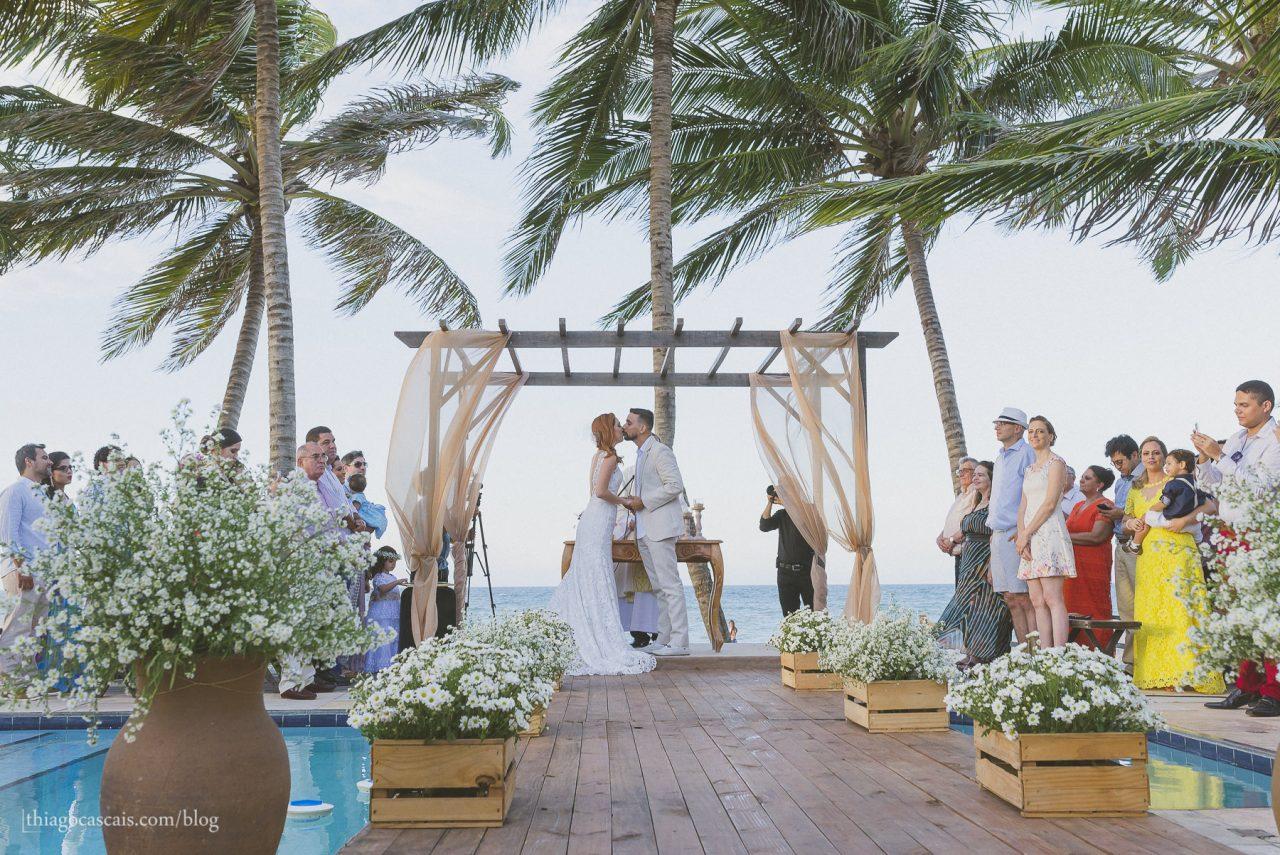 Fotografia de Casamento na praia da tabuba buffet solarium tabuba por Thiago Cascais (22)