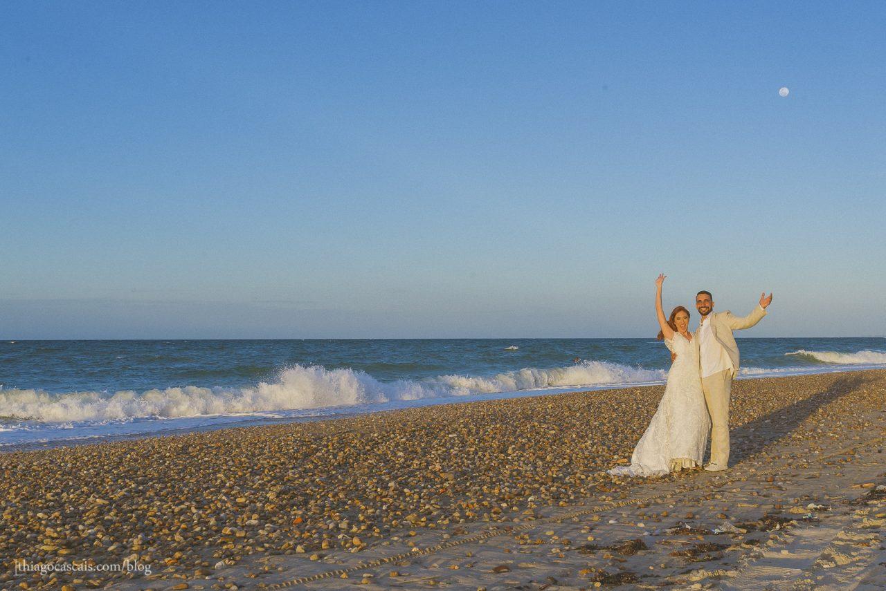 Fotografia de Casamento na praia da tabuba buffet solarium tabuba por Thiago Cascais (32)