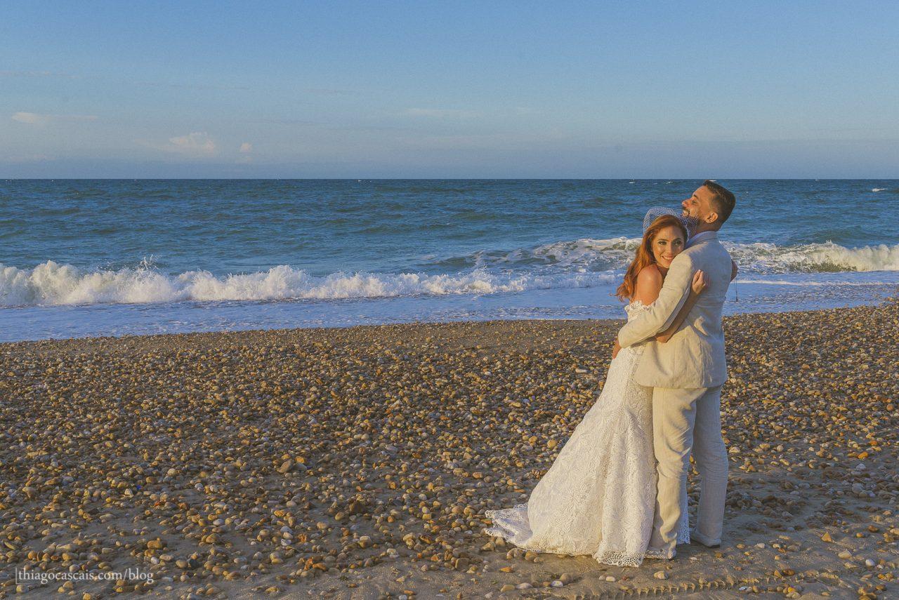 Fotografia de Casamento na praia da tabuba buffet solarium tabuba por Thiago Cascais (38)