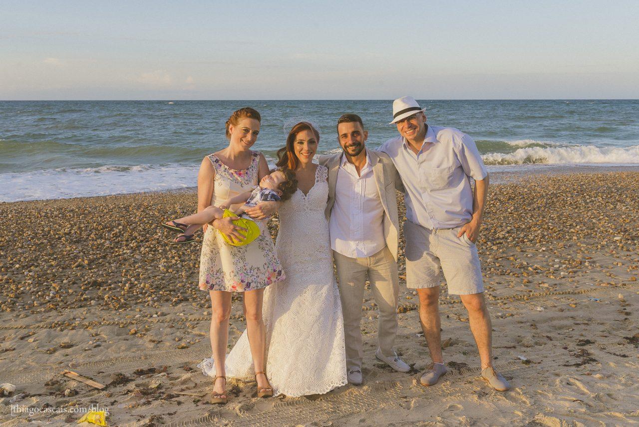 Fotografia de Casamento na praia da tabuba buffet solarium tabuba por Thiago Cascais (41)