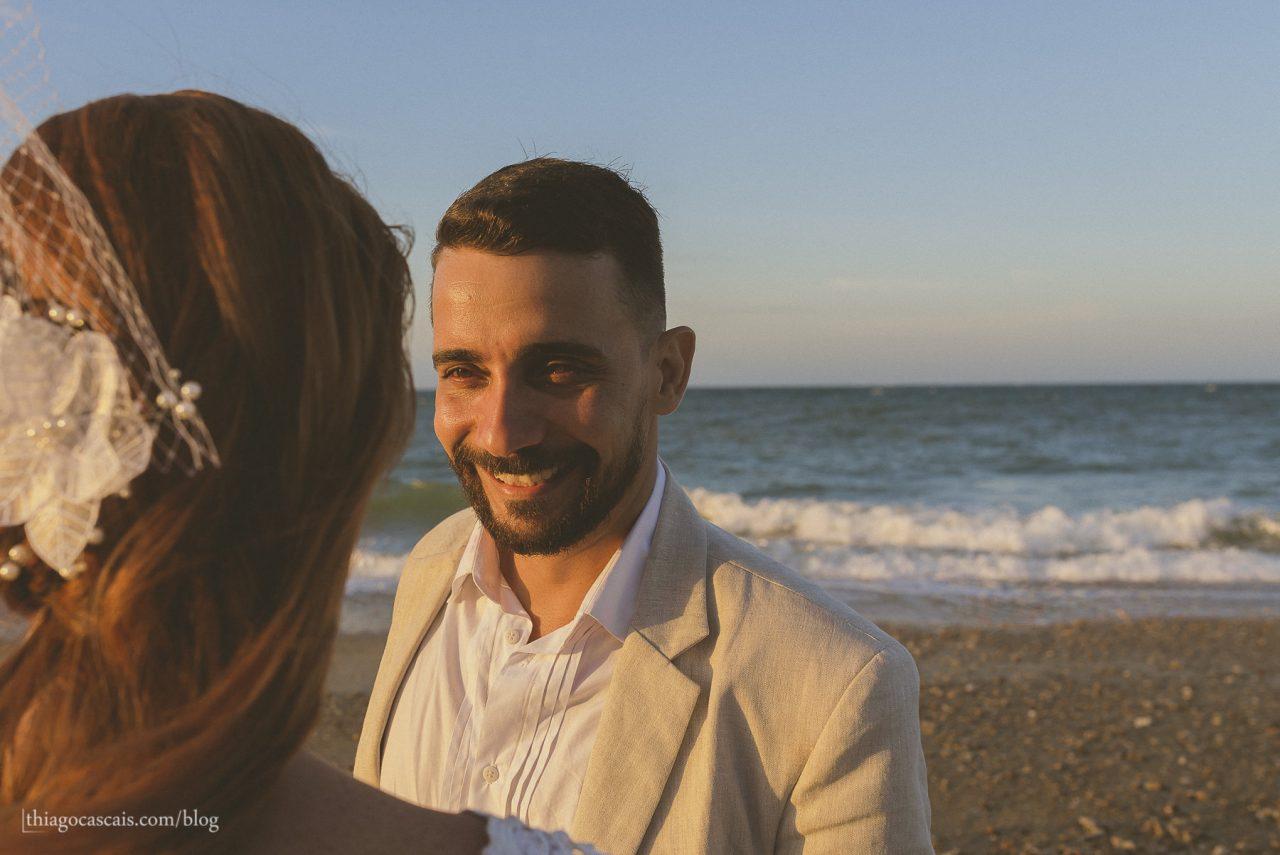 Fotografia de Casamento na praia da tabuba buffet solarium tabuba por Thiago Cascais (49)