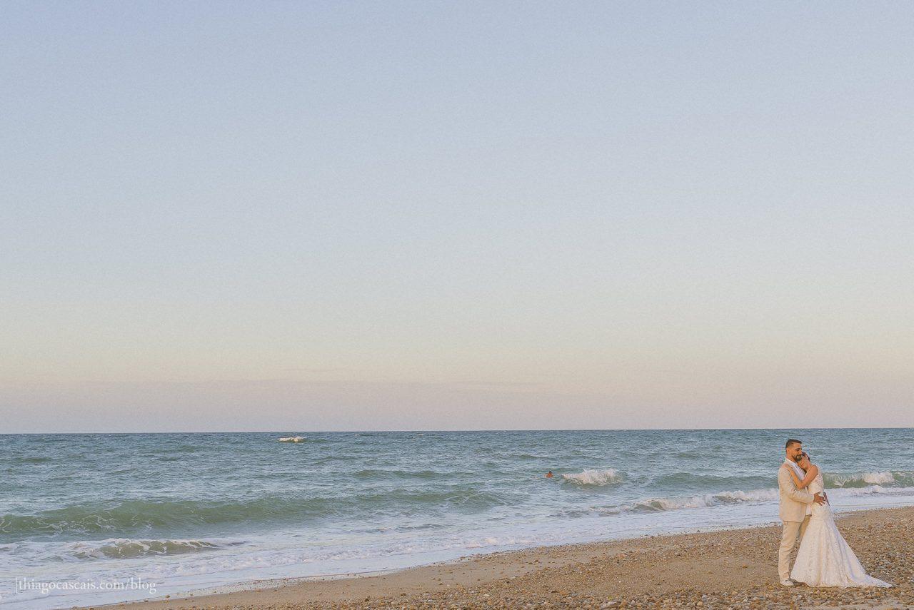 Fotografia de Casamento na praia da tabuba buffet solarium tabuba por Thiago Cascais (64)