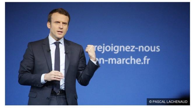 « Emmanuel Macron, «porte de sortie» des élus d'un Parti socialiste en souffrance ? », interview RT France, 10 mars 2017