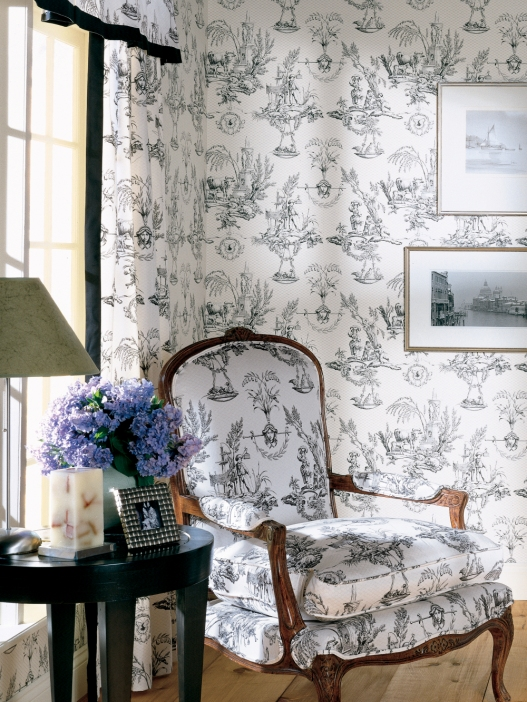 Toile Portfolio collection  Thibaut