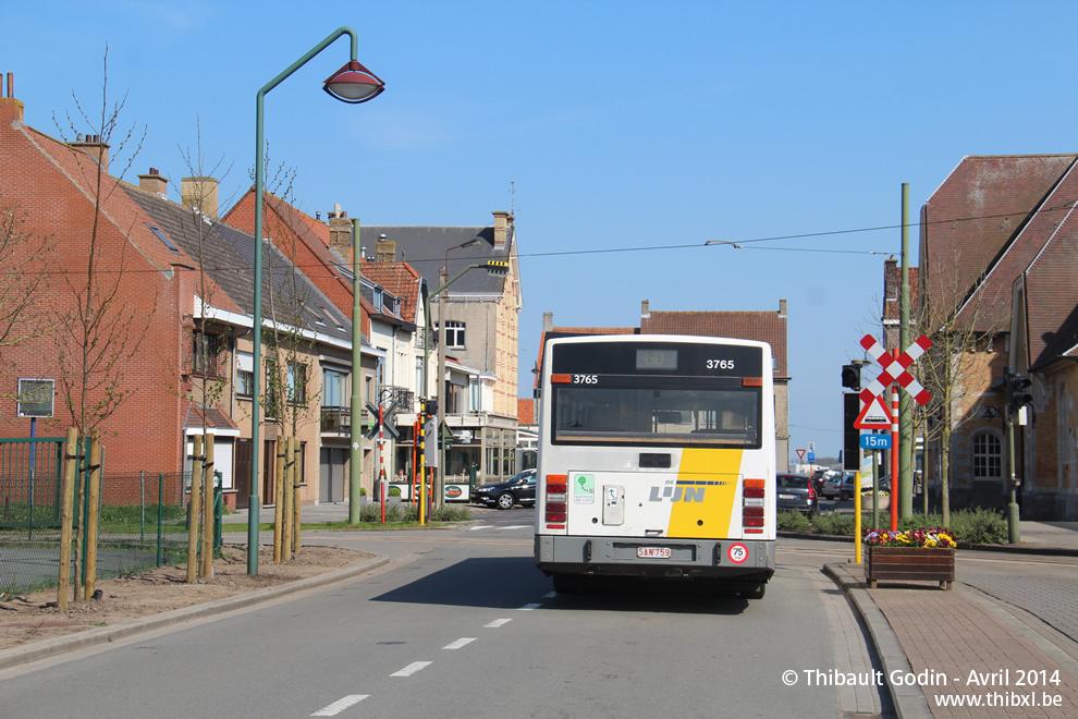 La Panne Bus