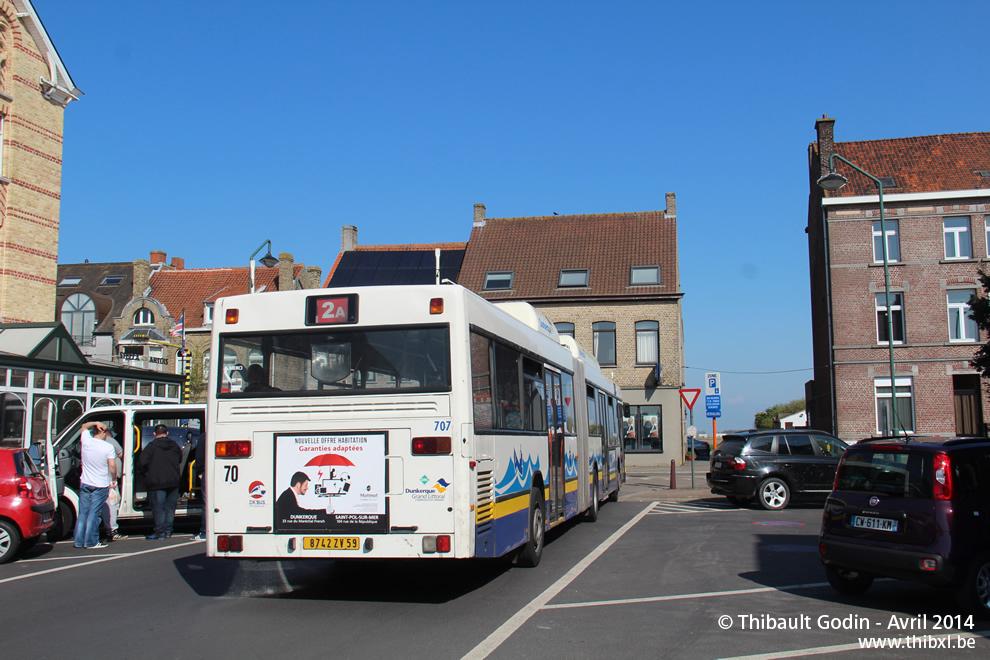 La Panne Bus 2