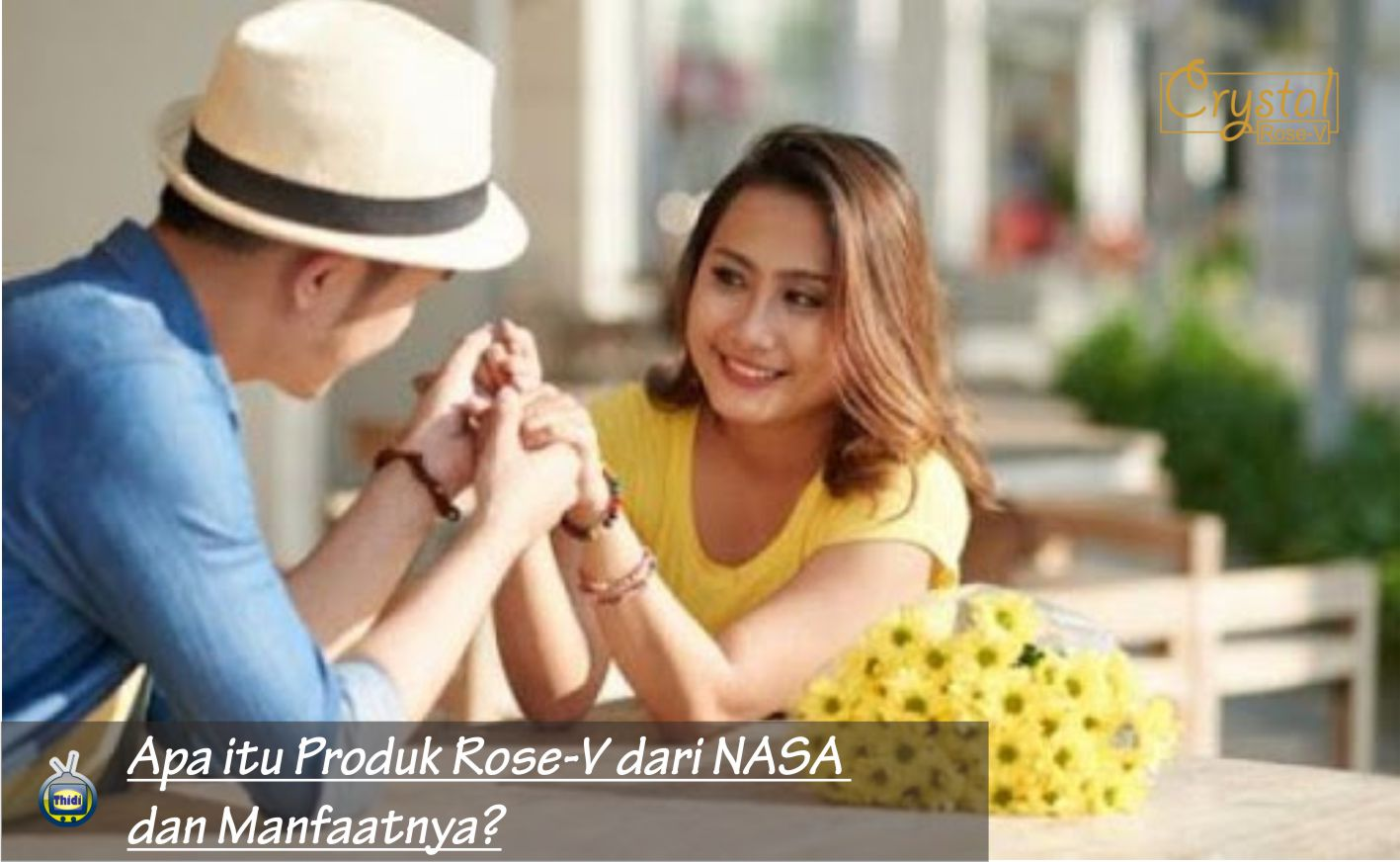 Produk Rose-V NASA