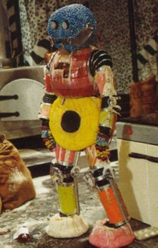kitchen robot reno thiel-a-vision » 31 classic doctor who monsters #3: the ...
