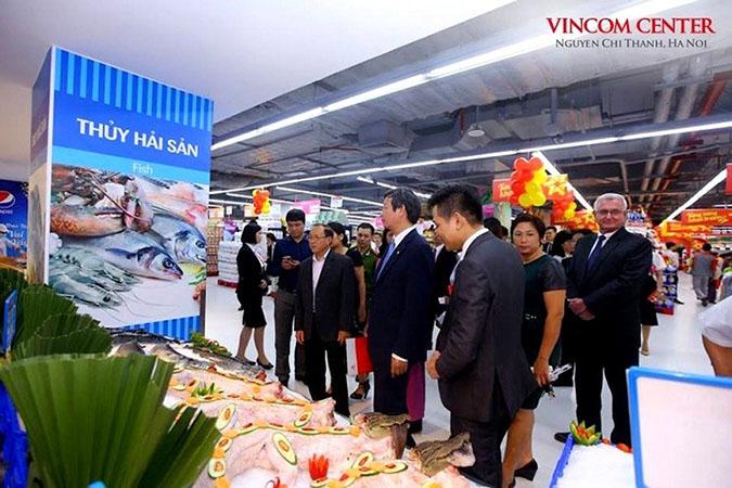 Vinmart Nguyen Chi Thanh