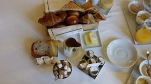 Breakfast at Lameloise