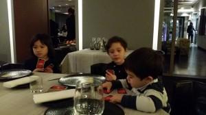 Kids friendly 2 star restaurant