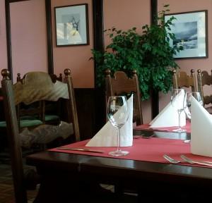 Kibiz picturesque decor and atmosphere