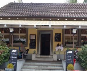 Kibiz restaurant front Dietlikon