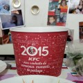 2015 KFC bucket happy new year