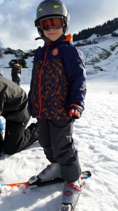 Decathlon ski outfit for 6 year old