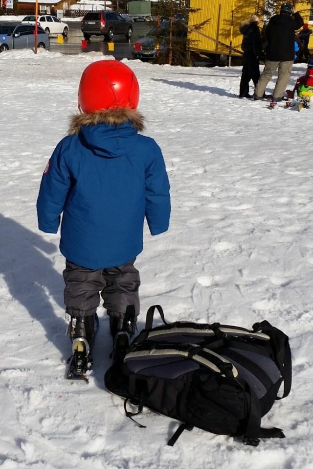 ski school or no ski school