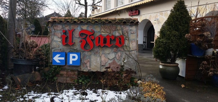 Il Faro Grotto, Romantic Italian Restaurant in Dubendorf (Zurich)