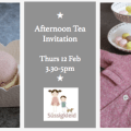 High Tea at Sussigkleid 12 February 2015