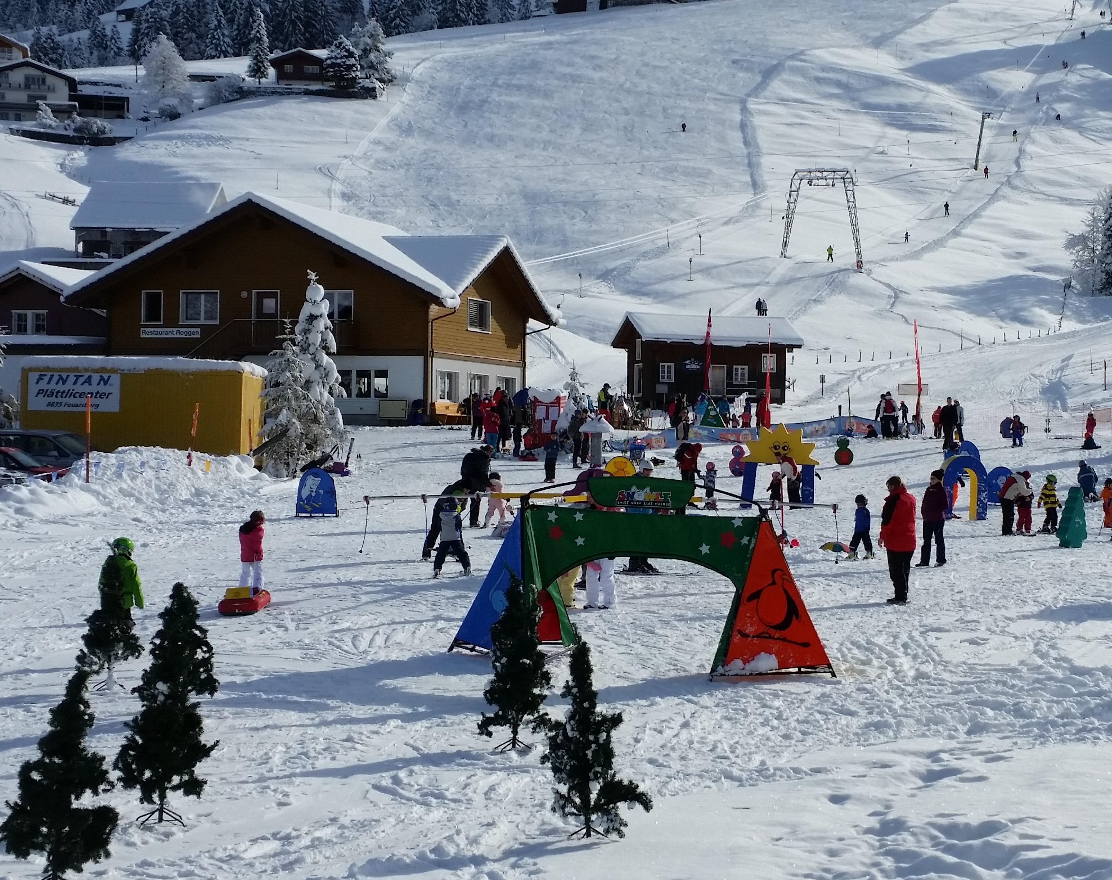 ski school near Zurich