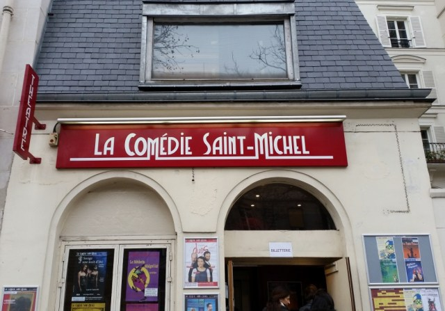 what to do with kids in Paris: watch a play