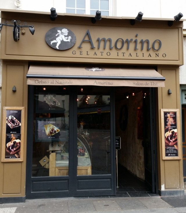 what to do with kids in Paris: Amorino