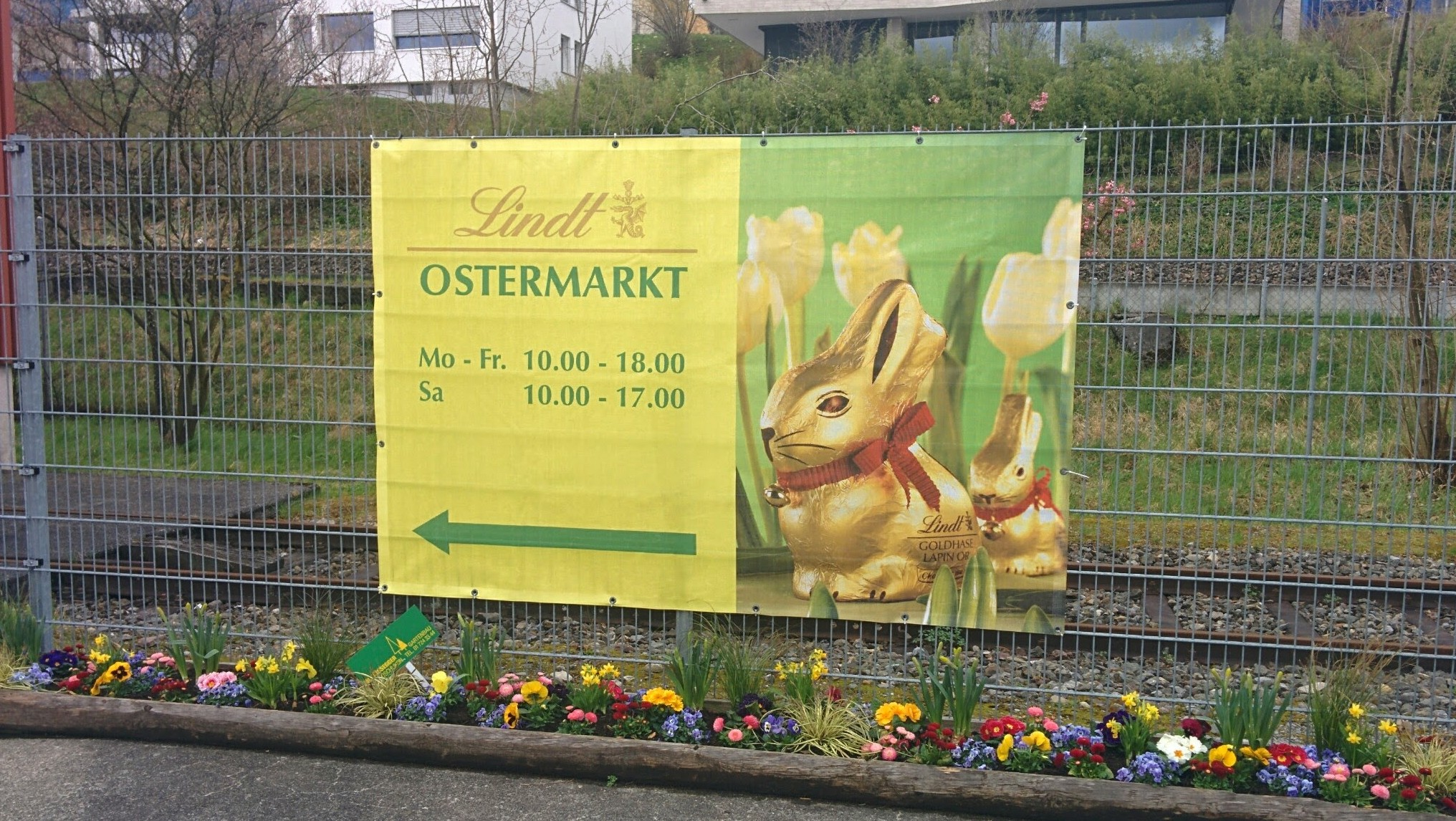 Lindt Ostermarkt