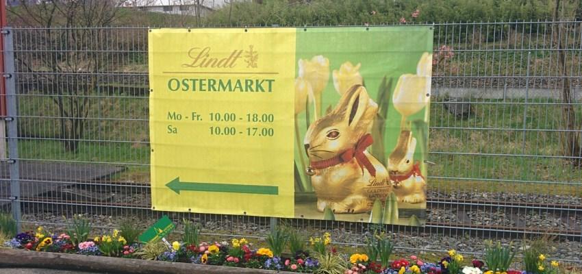 Lindt Ostermarkt Zurich