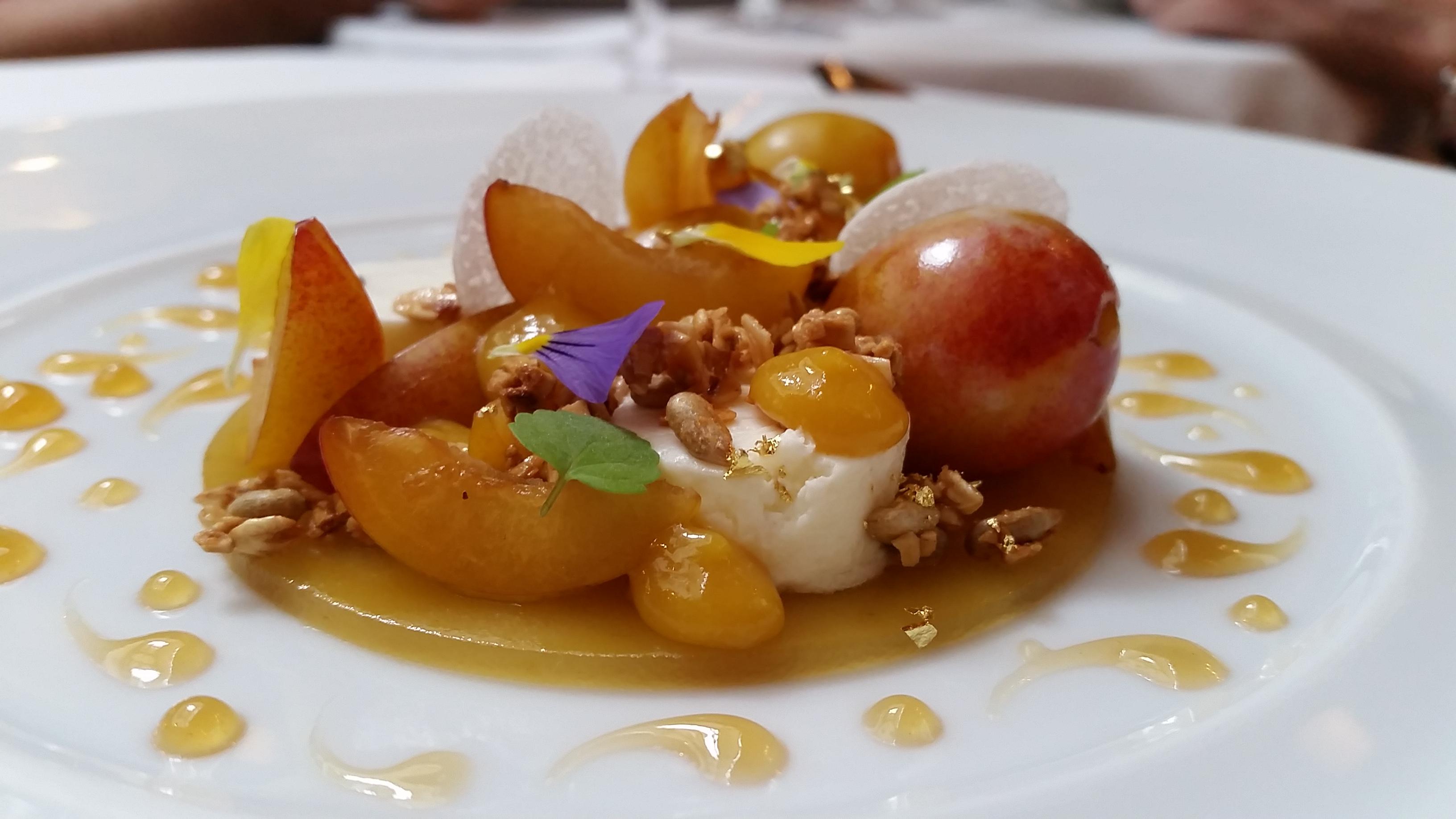 Le Restaurant Paris Michelin star