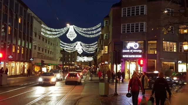 November in Oslo