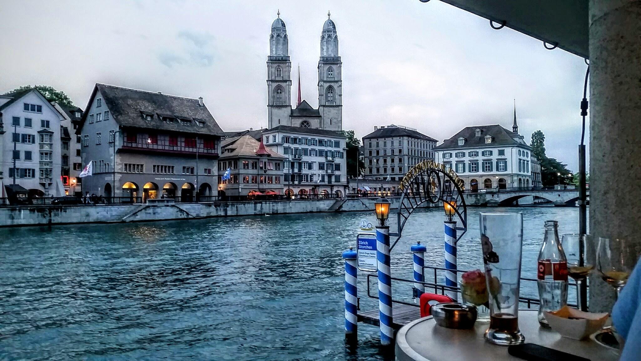 Must do in Zurich