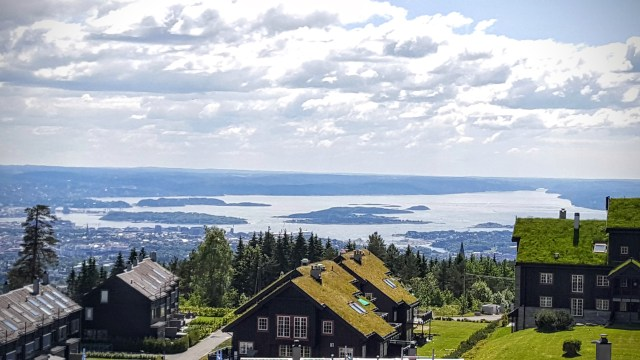 May June in Oslo
