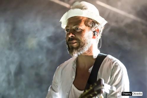 Les Nuits Guitares // Christophe Maë // 4 Juillet 2015