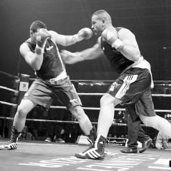 Championnat d'Europe de Boxe - La Palestre - Cannes