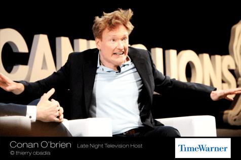 Conan o'Brien - - Cannes Lions 2013