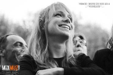 Yodelice // Les Nuits du Sud 2014