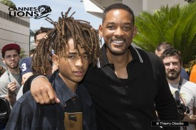 Cannes Lions 2016 // Will Smith // Jaden Smith