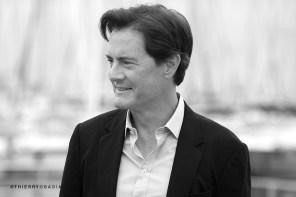 Kyle MacLachlan // MIPCOM 2016 // Cannes