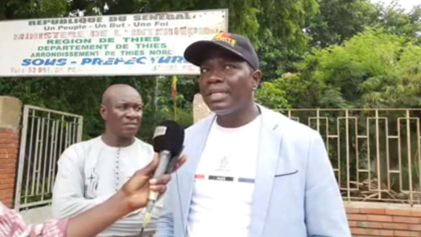 Lamine Diallo maire Thies nord