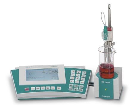 MÁY ĐO pH 780 METROHM