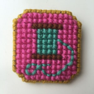 A Tapestry Merit Badge!