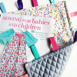 See what I think of this new sewing book!