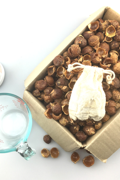 Using soapberries as part of your eco-friendly laundry routine