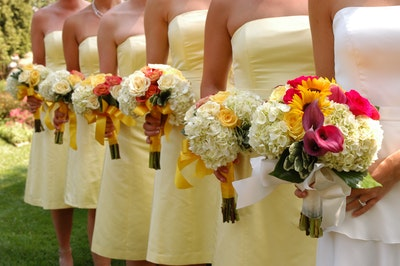 Why I'm sewing my bridesmaids dresses