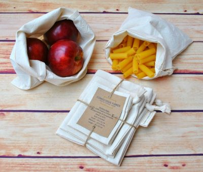 Eco-friendly handmade produce bags